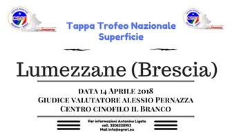 TAPPA TROFEO NAZIONALE A LUMEZZANE (BRESCIA)